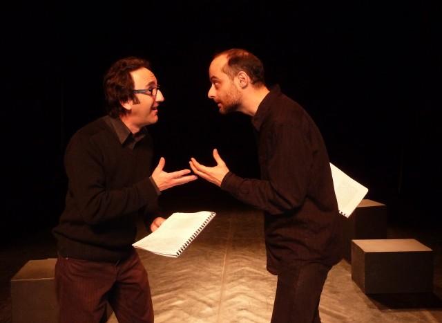 Coecilian-Compagnie la Pierre et le Tapis-François Dieuaide et Jean-Michel Touraine