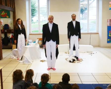 Ryo, Silo, Tango, Compagnie La Pierre et le Tapis 5
