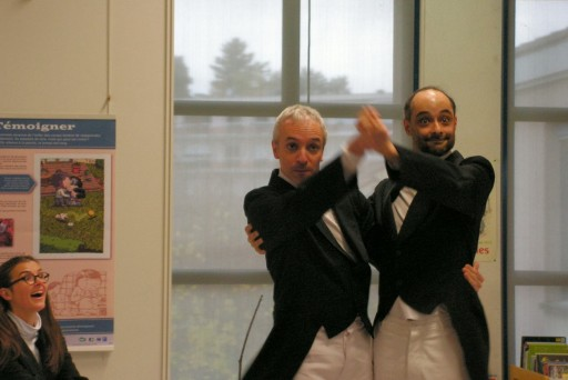 Ryo, Silo, Tango - Compagnie La Pierre et le Tapis 7