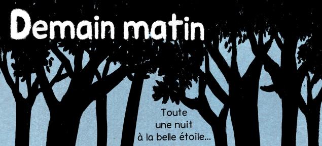 Demain matin - Compagnie La Pierre et le Tapis copie