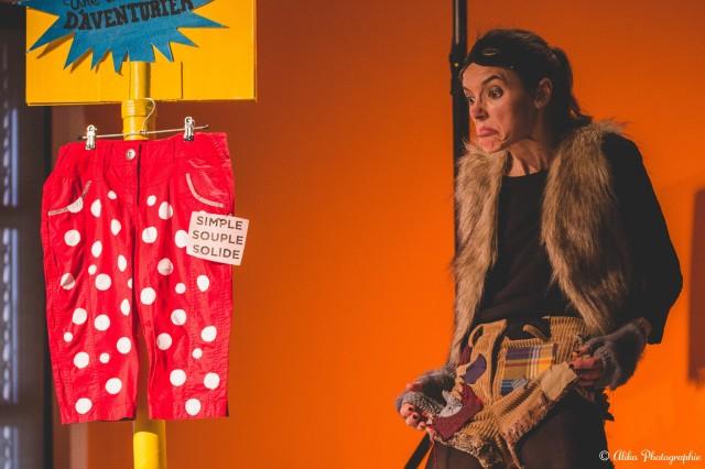 Purée de culotte ! - Compagnie La Pierre et le Tapis - Photo Alika Photographie