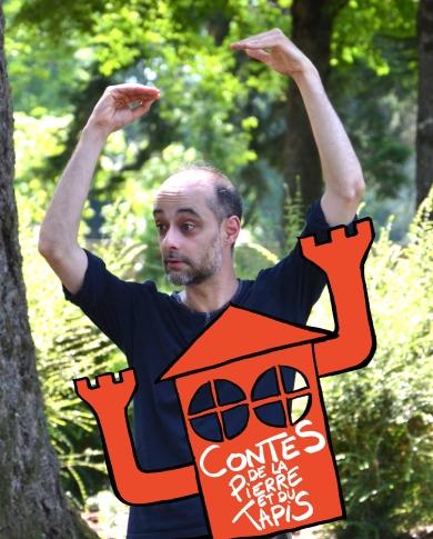 Contes - Compagnie La Pierre et le Tapis - François Dieuaide