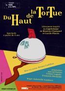 Affiche du Haut de la tortue - Compagnie la Pierre et le Tapis